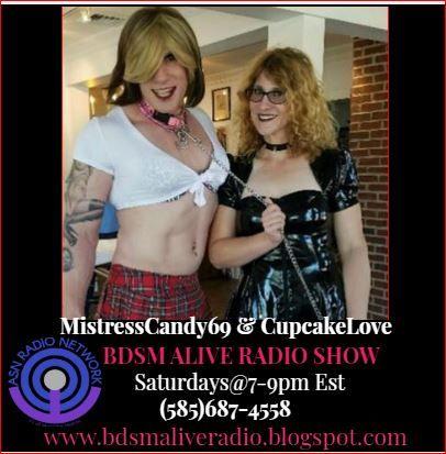 MistressCandy69 & CupcakeLove Show