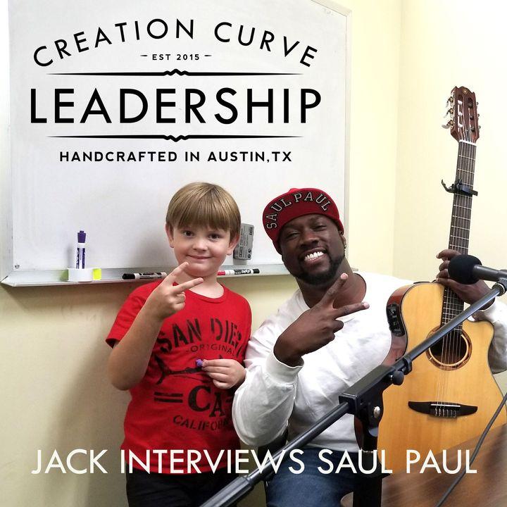 Episode 17   Jack Interviews SaulPaul