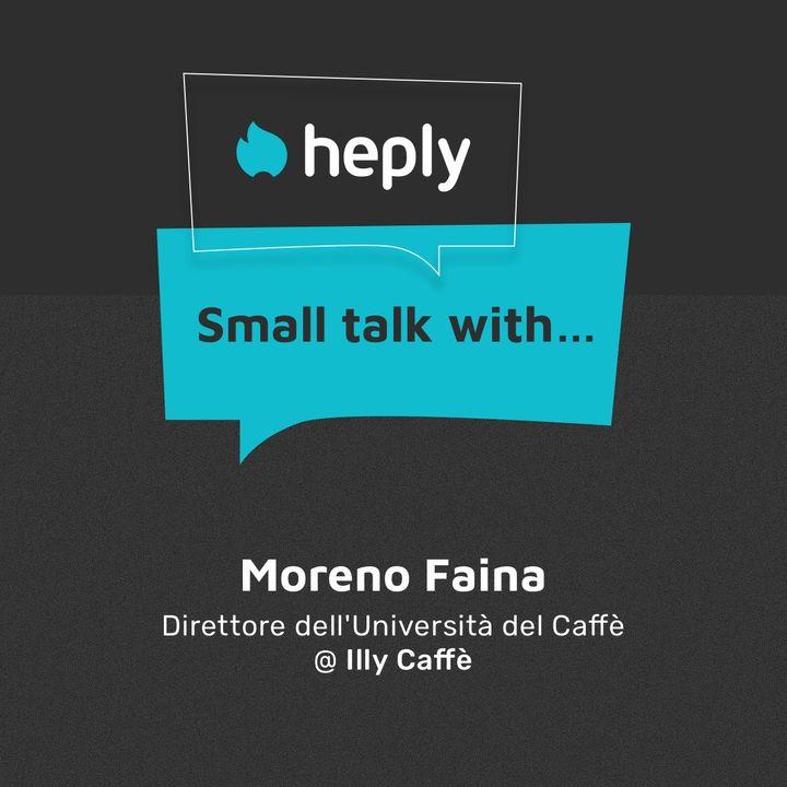 Moreno Faina - Illy Caffè - Direttore dell'Università del Caffè