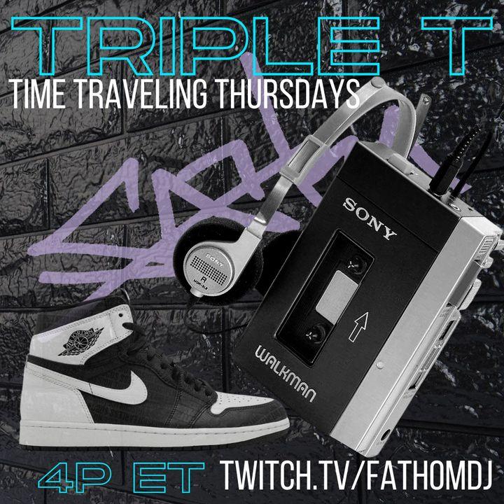 #TripleT Time Traveling Thursdays