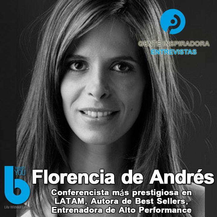 Episodio #007: Florencia de Andrés