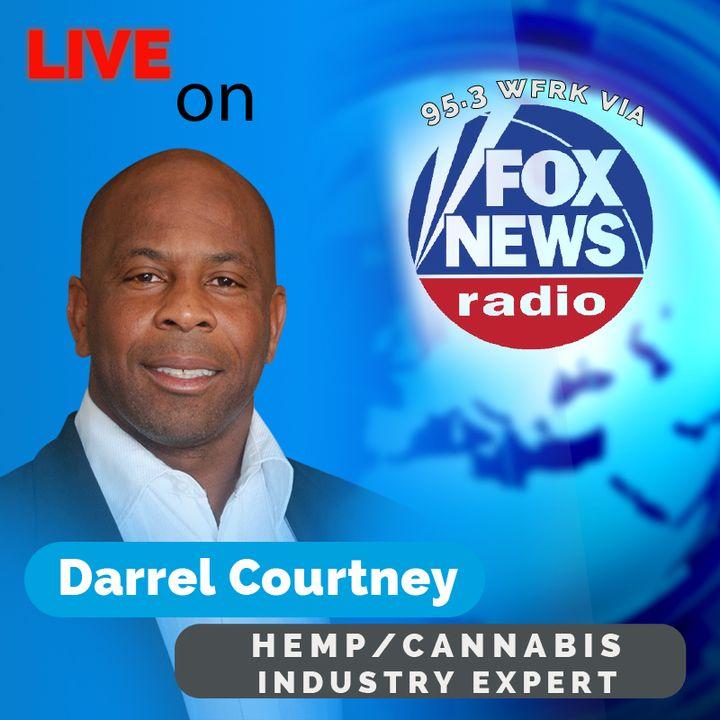 Legalizing Cannabis    WFRK Quinby, South Carolina via Fox News Radio    4/13/21