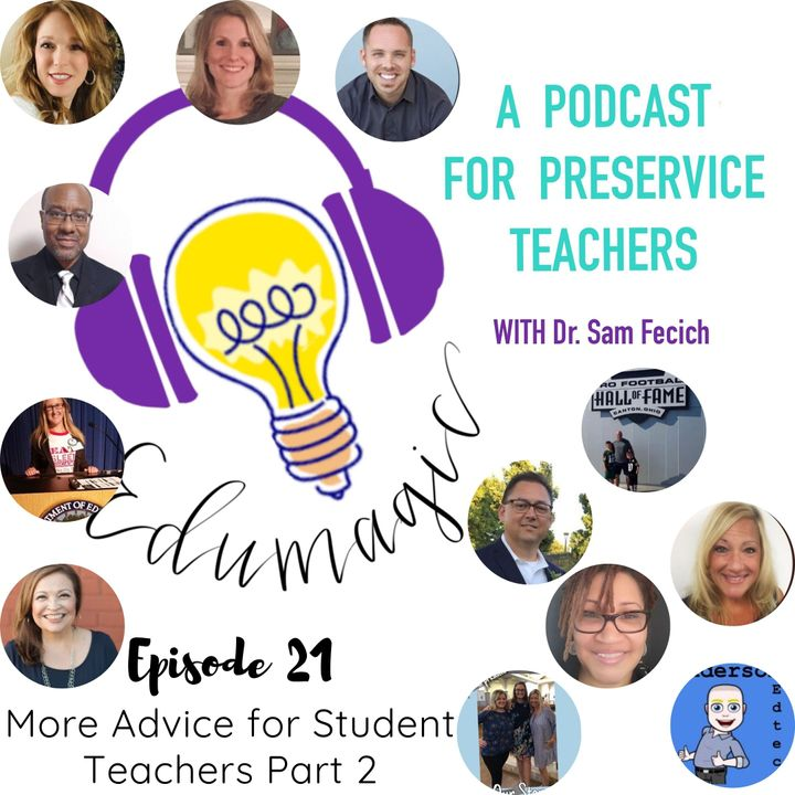 More Advice for Student Teachers Part 2 - 21