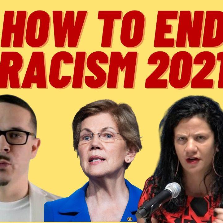 THE HYPOCRITE FRAUD METHOD OF ENDING RACISM 2021