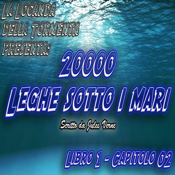 20000 Leghe sotto i mari - Parte 1 - Capitolo 02