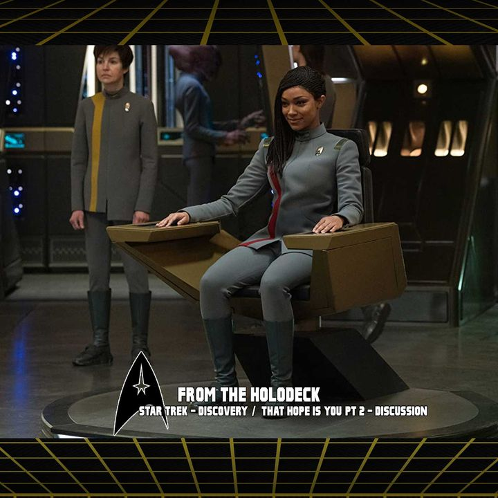 Star Trek: Discovery Edition – 3.13 'That Hope Is You, PT. 2'