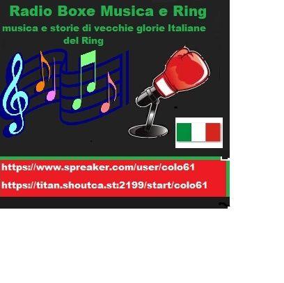 radio boxe musica e ring Podcast