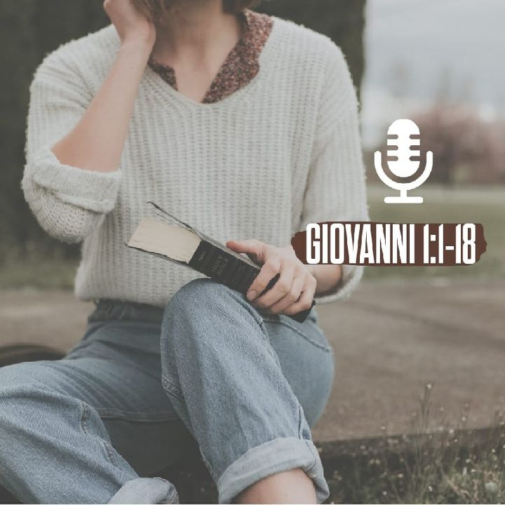 Episodio 6 - Il podcast di TransformWorkItaly - Speciale Sabato Santo. Giovanni 1. 1-18