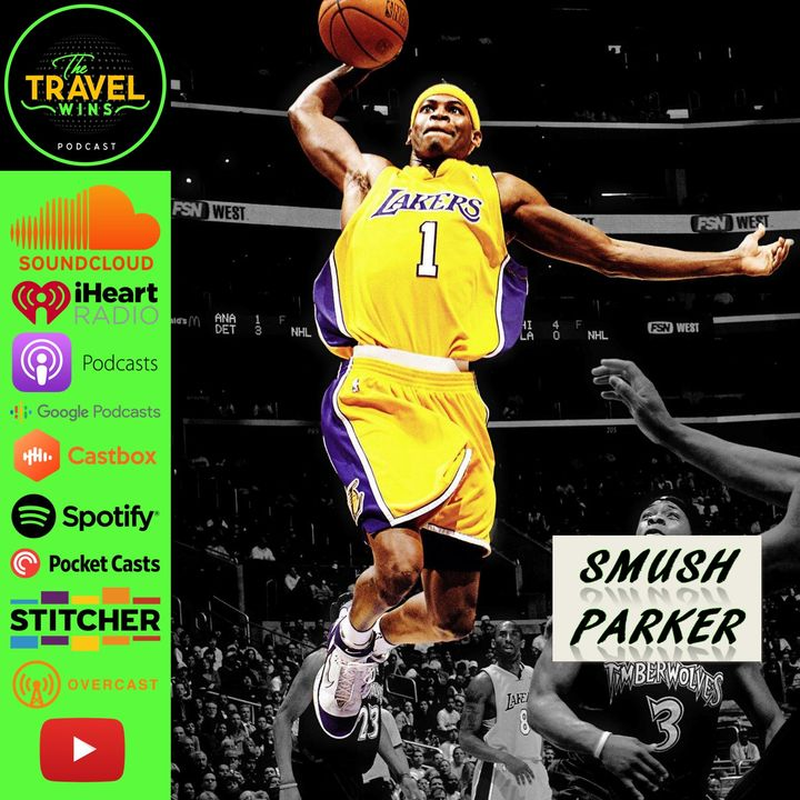 Smush Parker | from Brooklyn to around the world playing basketball