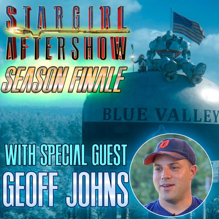 Season Finale with guest GEOFF JOHNS
