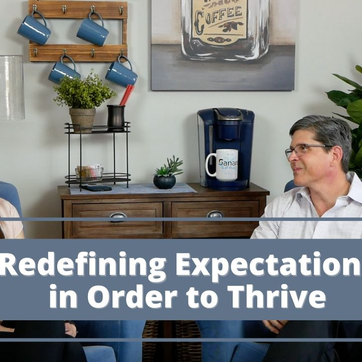 Redefining Expectations: How to Thrive When You're Feeling Stuck