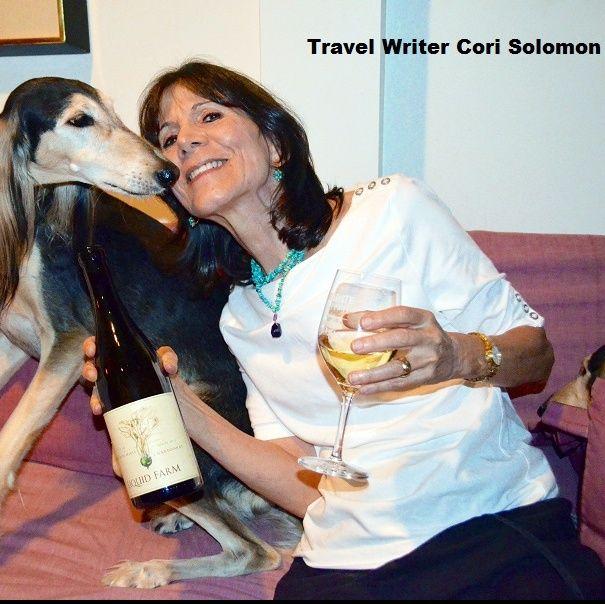 Cori Solomon: Wine Tasting & Visiting Santa Maria CA