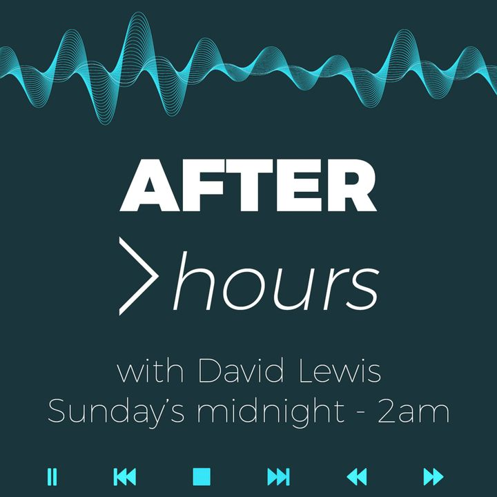 After Hours (Ballads Special) on Solar Radio with David Lewis Sunday 27th December 2020