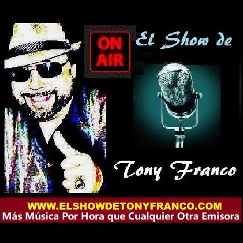 DESFILE DE ÉXITOS con Tony Franco