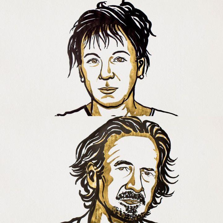 #16,5 - Especial Nobel de Literatura - Olga Tokarczuk e Peter Handke