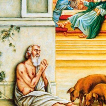 Il povero Lazzaro (Lc 16,19-31)