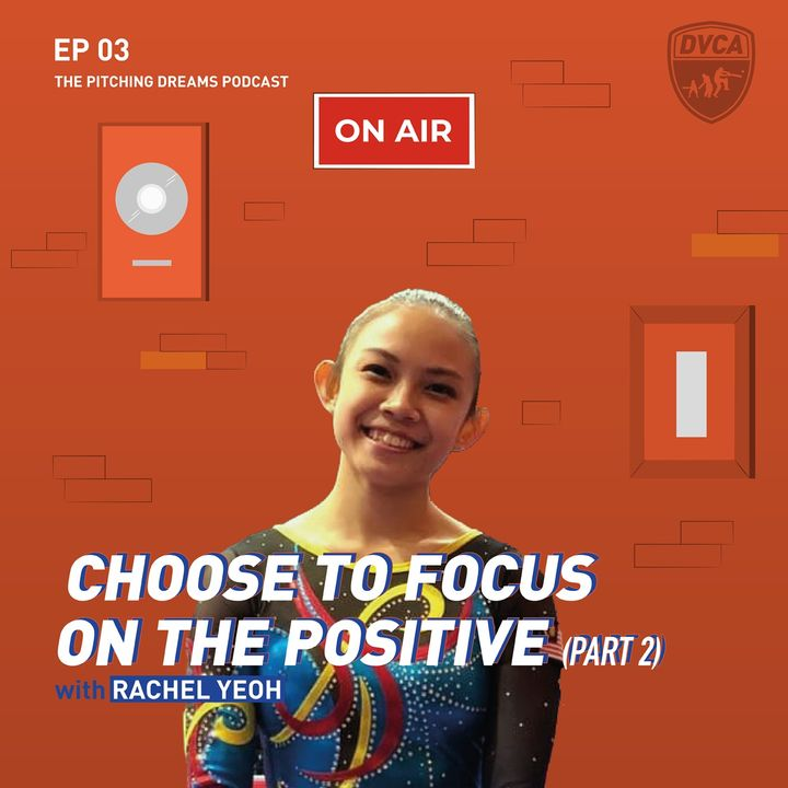 """""""Choose to focus on the positive"""" with Rachel Yeoh (Part 2)"""