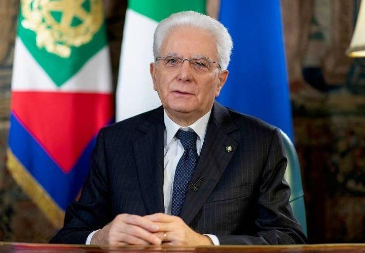 """Cernobbio, Mattarella: """"Ue fondamentale per pace e stabilità internazionale"""""""