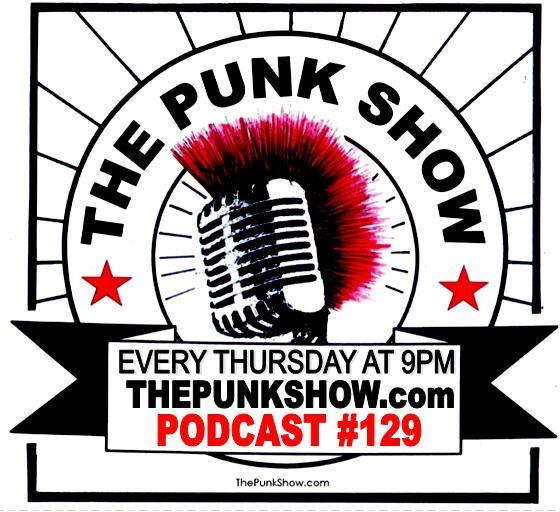 The Punk Show #129 - 09/09/2021