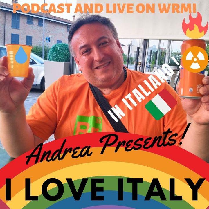 19-I Love Italy - Estate -Saluti