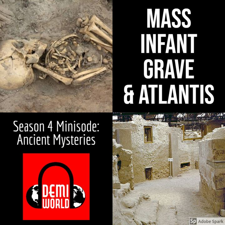 Minisode: Ancient Mysteries We Didn't Do