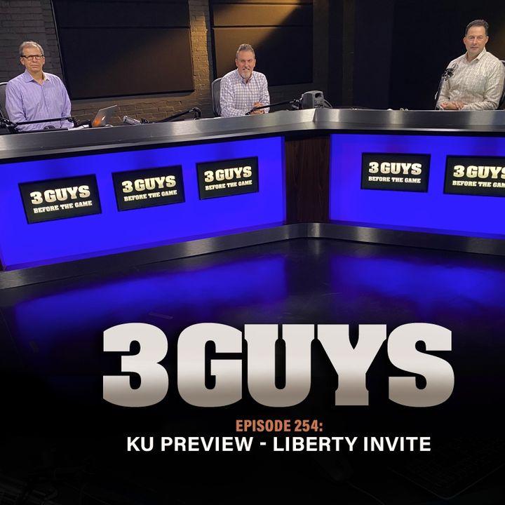 KU Preview Liberty Invite with Tony Caridi, Brad How and Hoppy Kercheval