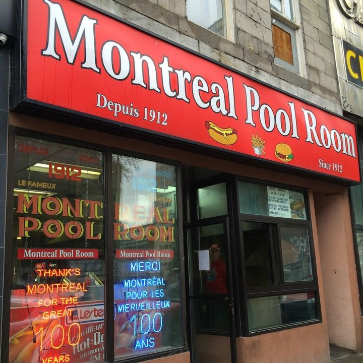 Episode 18: Montreal Pool Room with Derek White