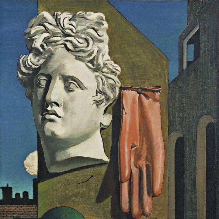 #23 La pittura metafisica di De Chirico