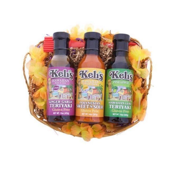 The Origin of Keli's Sauces