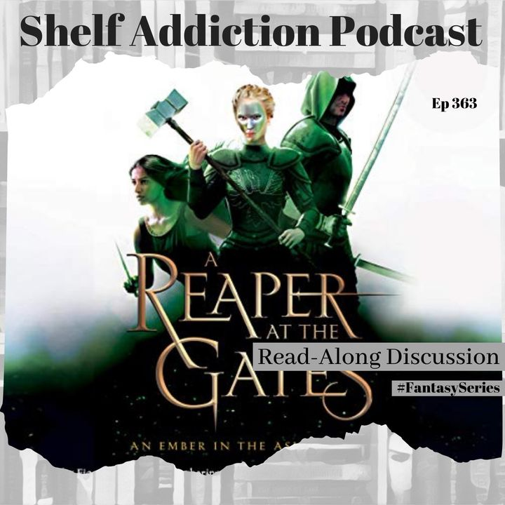 #FantasySeries Discussion of A Reaper at the Gates (AEITA #3)   Book Chat