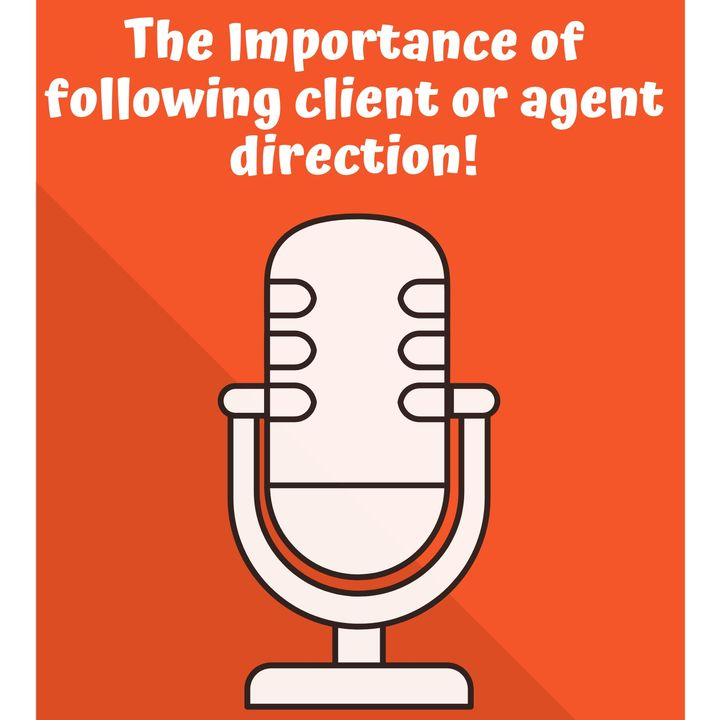 The Importance of Following Client Instructions