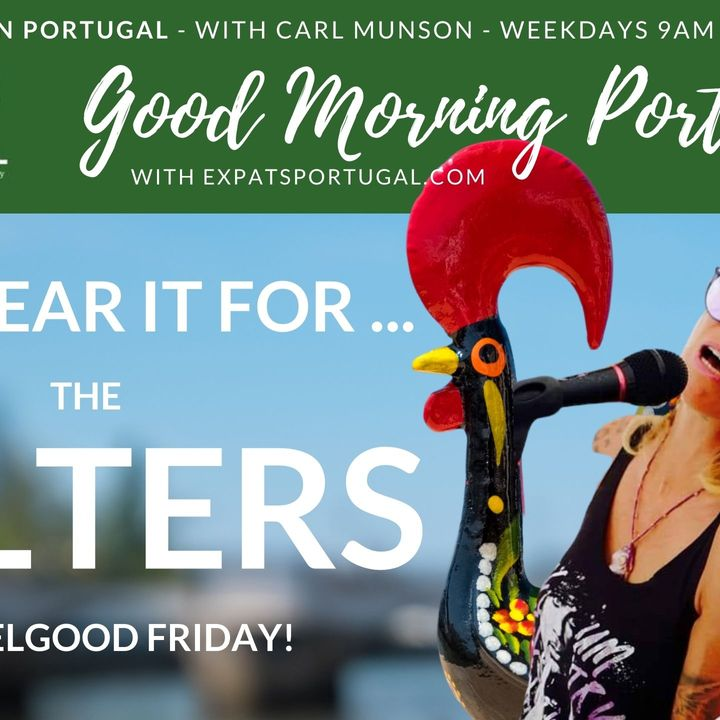 Live music and feelgood Friday vibes with The Belters