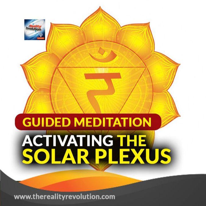 Guided Meditation: Activating the Solar Plexus
