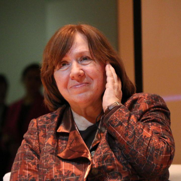 Diálogo Svetlana Aleksiévich premio nobel de literatura 2015