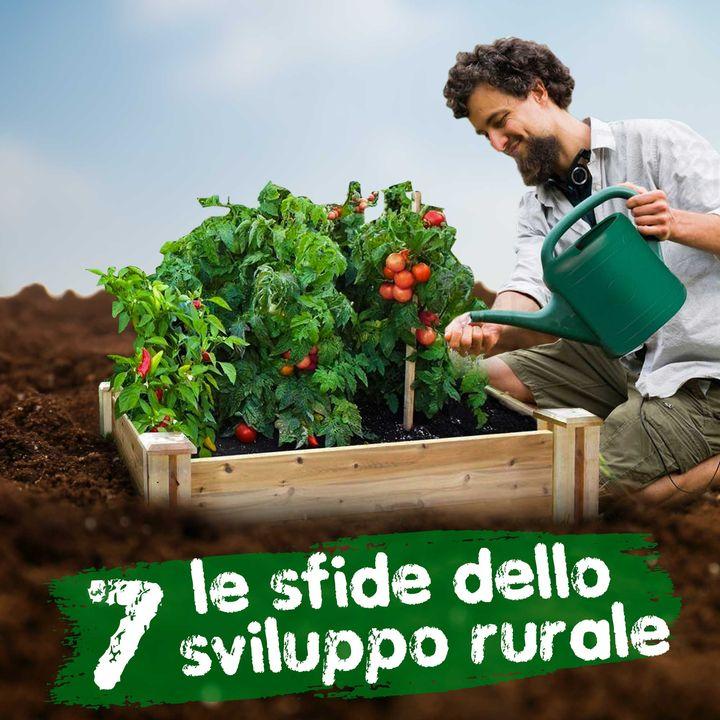 Le sfide dello sviluppo rurale