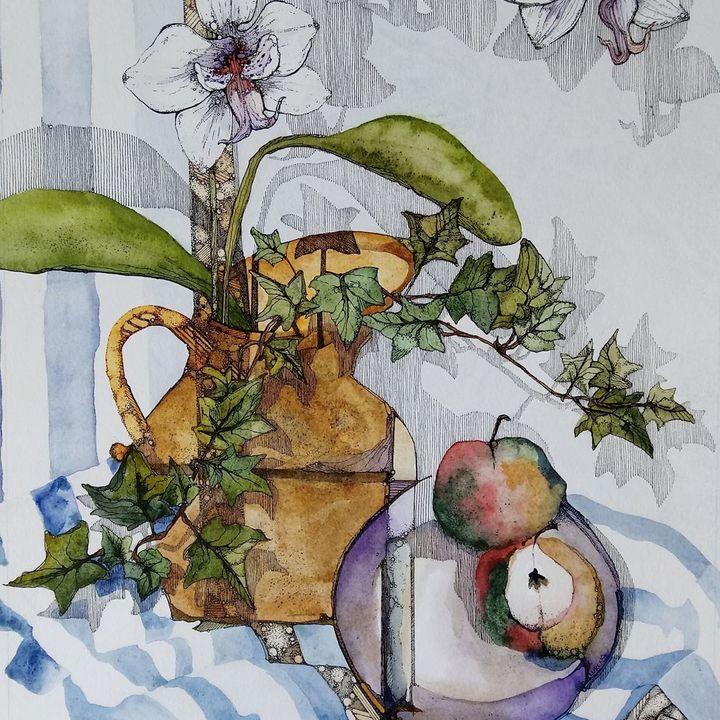 E.110: Jean Lukens | Contemporary Watercolor Artist