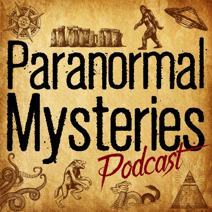 #140 | Haunted Houses, Odd Apparitions & The Hat Man