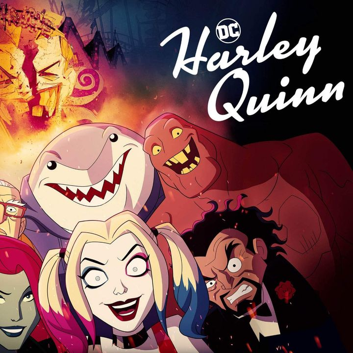 Animation Co-Showrunner Patrick Schumacher On DCU's Harley Quinn TV series
