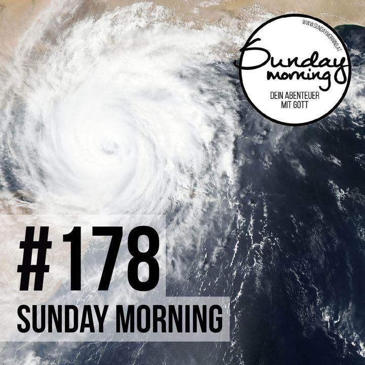 RUHE IM STURM #2 - Halt finden in unsicheren Zeiten | Sunday Morning #178