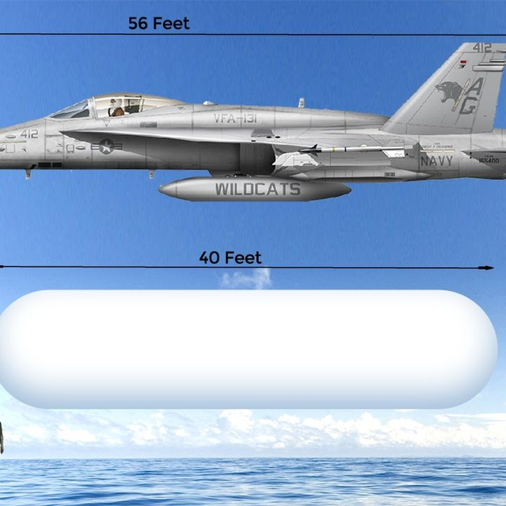 UFO Buster Radio News – 259: Forget All Legacy UFO Incidents The Nimitz Is Key and #SaveManny