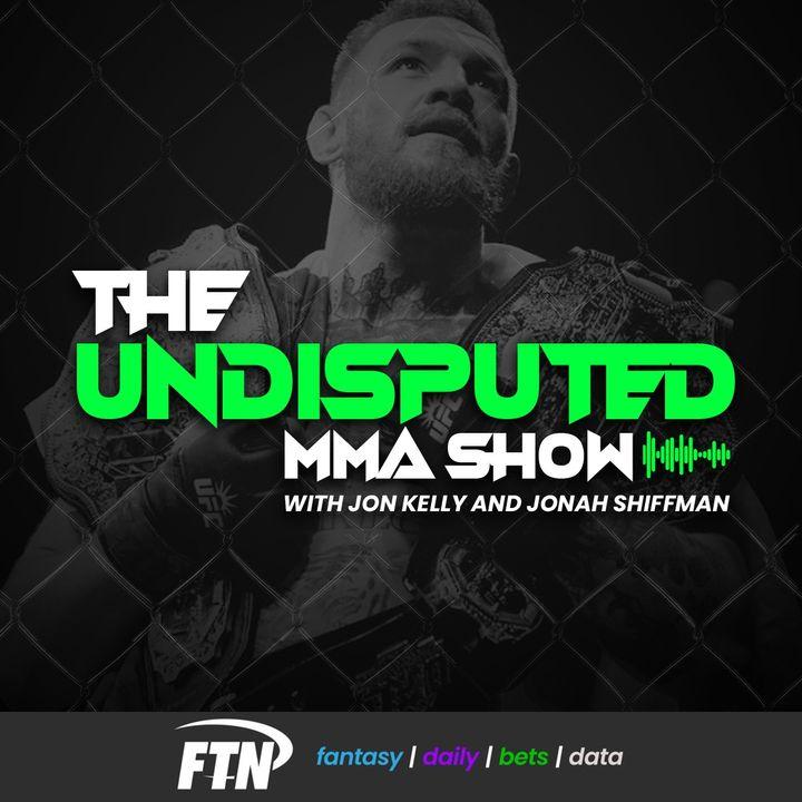 UFC Vegas 23 DraftKings and Betting Breakdown