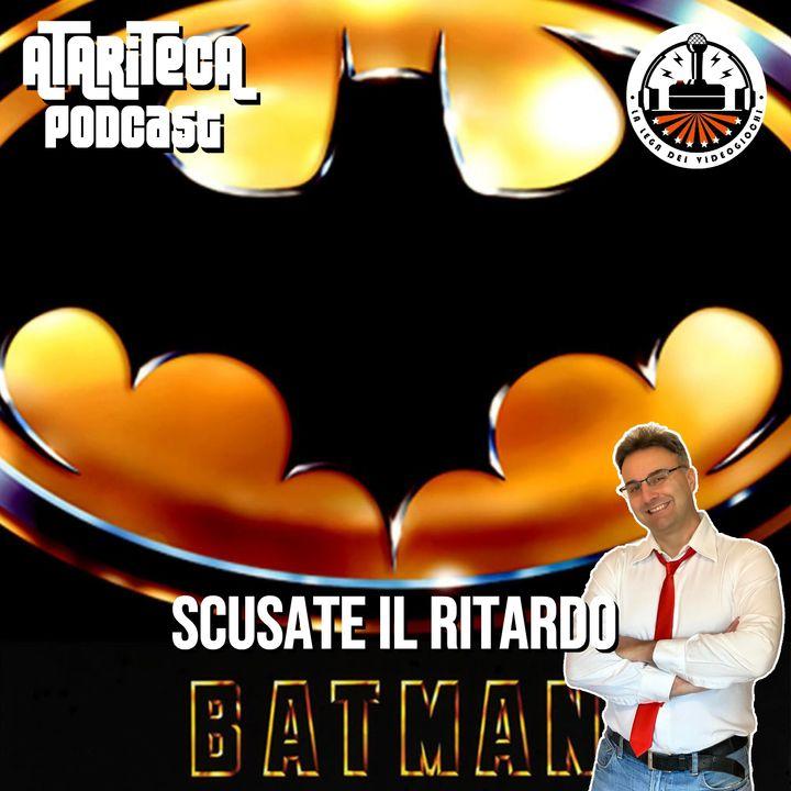 Ep.59 - Missione Cinema: BATMAN di ATARI GAMES