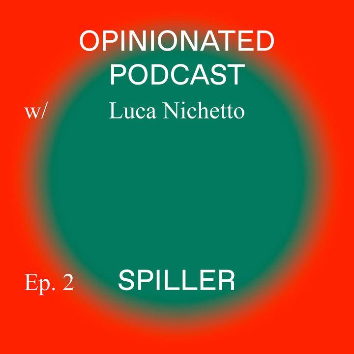 Luca Nichetto with Spiller