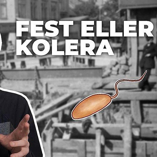 Fest eller kolera