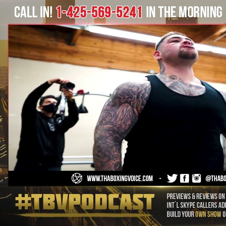 ☎️Andy Ruiz Jr MOVING Like Canelo😱Can He Become World Champion Again🤔❓Demond Nicholson who will be facing Edgar Berlanga will be on the sh