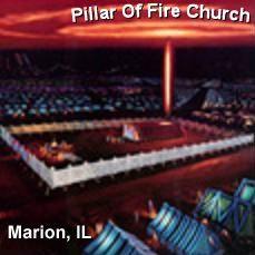 Pillar of Fire Church, Marion, Il