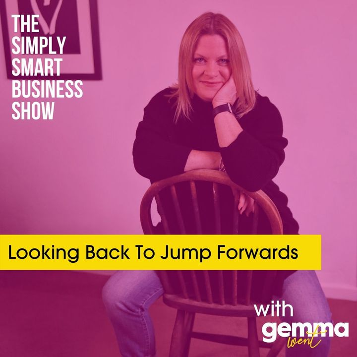 Looking Back To Jump Forwards