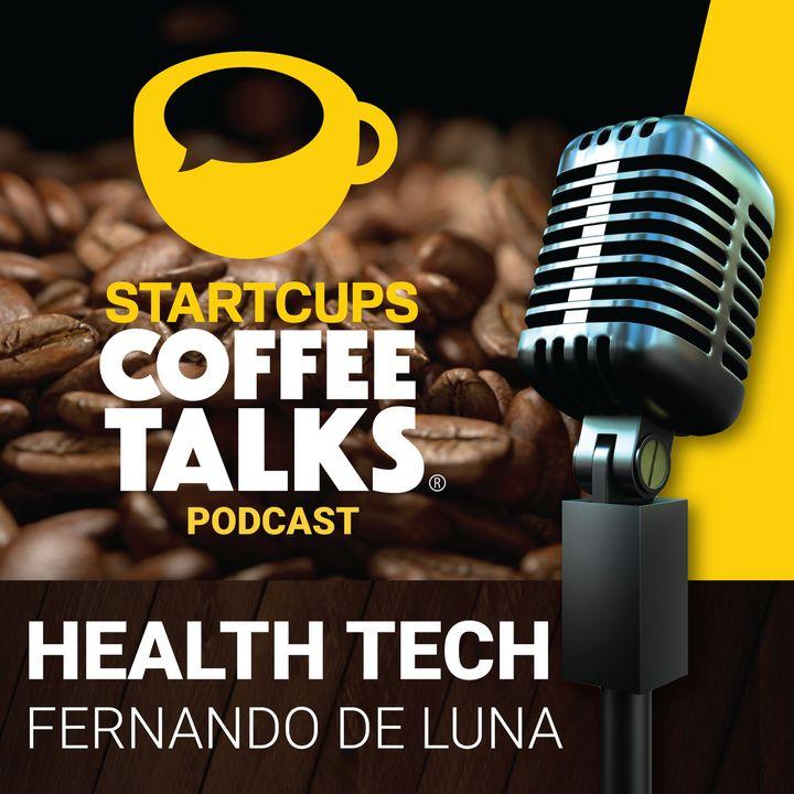 Health Tech, Tecnología en la salud   STARTCUPS®