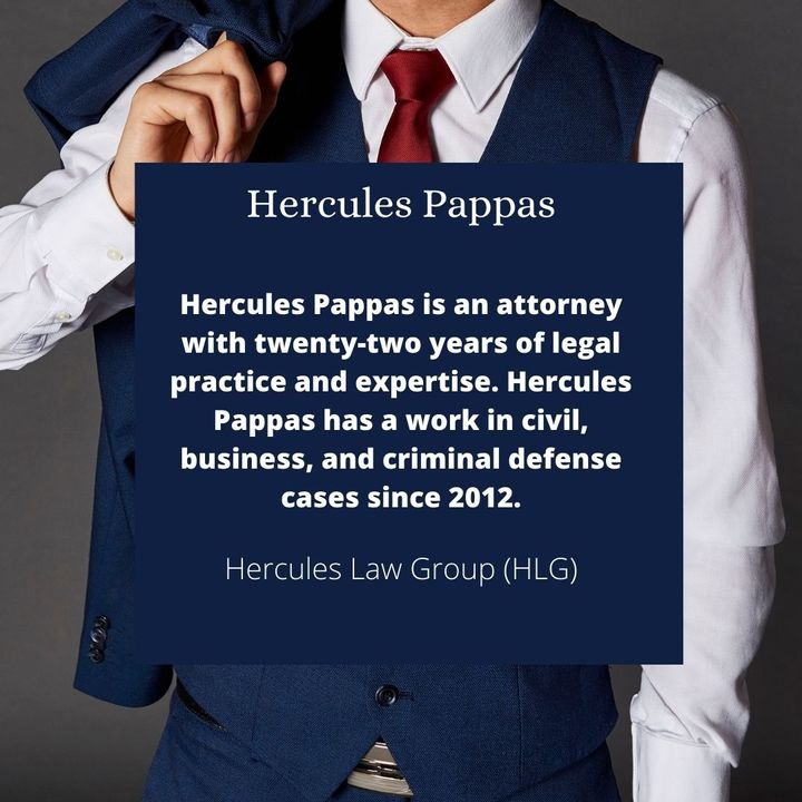 Hercules Pappas Legal Services