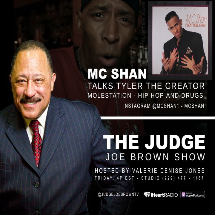 MC SHAN EXPOSED - The Judge Joe Brown Show